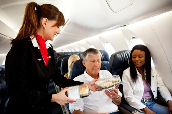 airplane-food