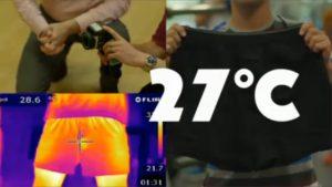 cooling underwear